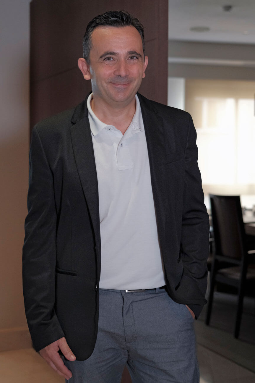 Francisco Navarro – Guerrero Abogados